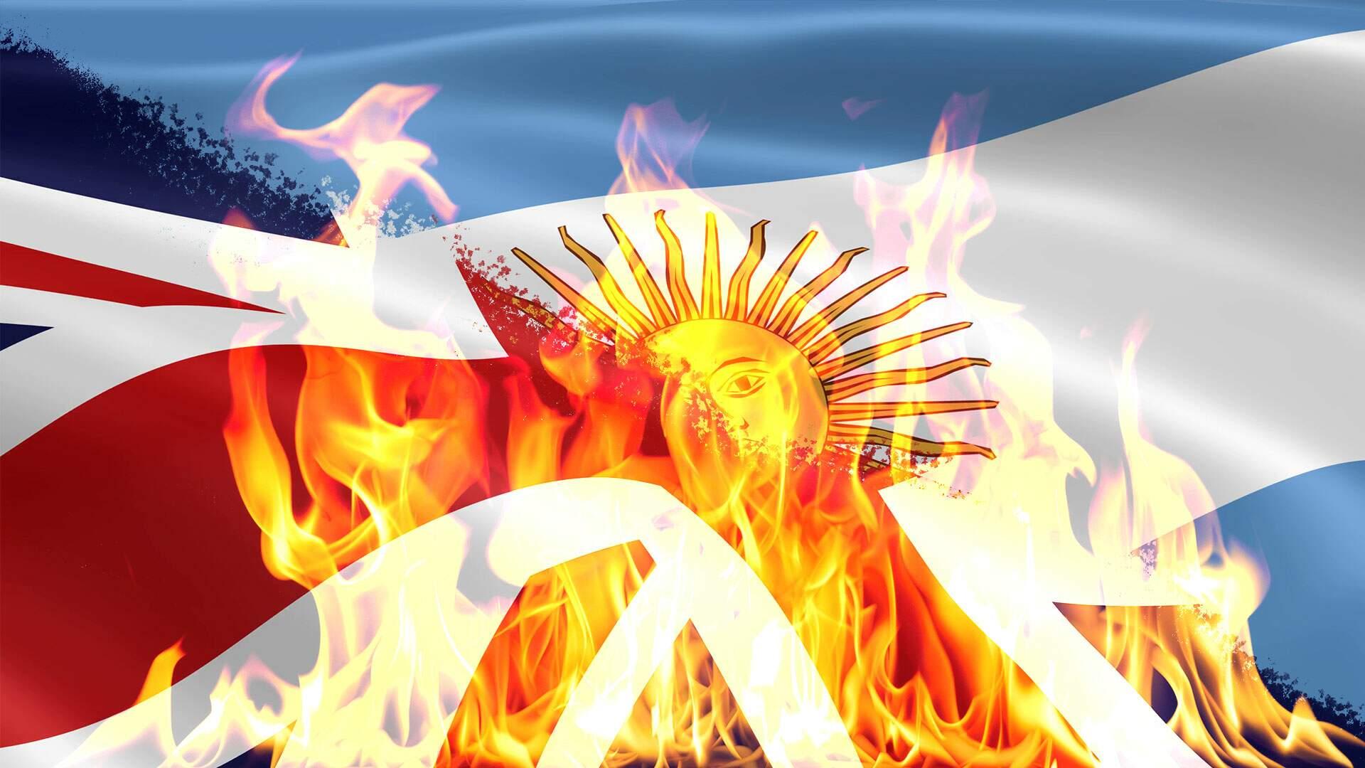 Malvinas ou Falklands: A Guerra