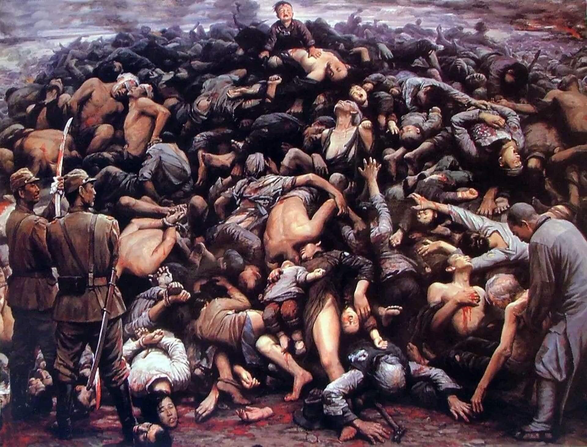 O Massacre de Nanquim: Os Crimes de Guerra no Conflito Sino-Japonês
